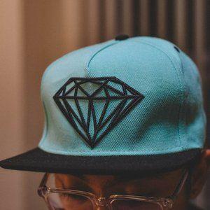 Diamond Supply Brilliant Snapback